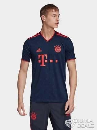 cheaper 30d5a fc960 3rd Kit Bayern Munich 19/20 Jersey Champions League