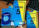 Brand New Tecno Spark 5 pro - Nigeria