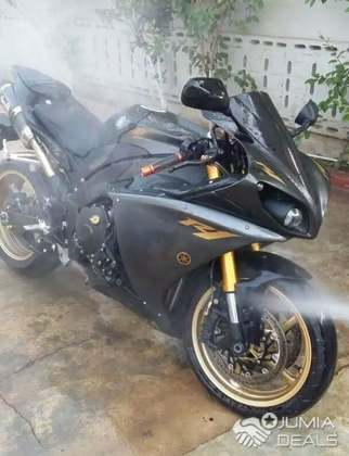 Yamaha r1 2009 tokunbo abuja jumia deals for Yamaha r1 deals