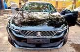 2012 Peugeot 508 Mint Black - Nigeria