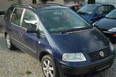 Direct Tokunbo 2003 Model  Volkswagen Sharan For Sale With Complete Custom duties papers - Nigeria