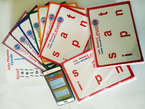 Phonics Letter Sounds Flash Cards - Nigeria