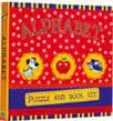 Art Factory - Alphabet Puzzle & Book Kit - Nigeria