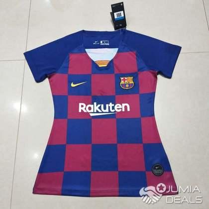 best sneakers 48489 74426 Nike Fc Barcelona 19/20 Women's Home Jersey