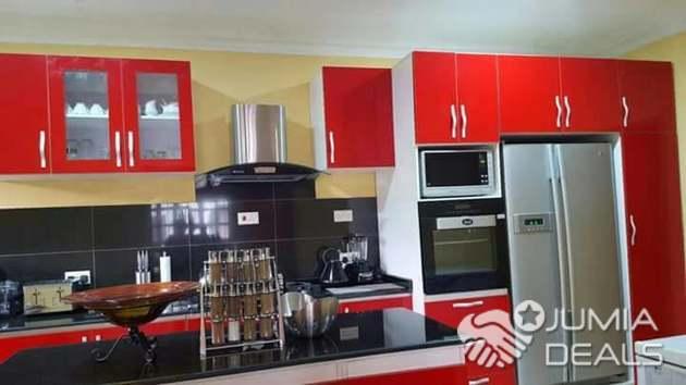 high quality executive kitchen cabinets set ojo jumia deals