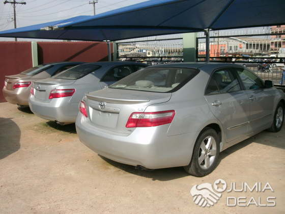*2007 Toyota Camry Le *leather Interior* 3units Left For Sale   Nigeria