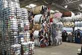Bales of Clothes - Nigeria