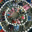 Uk bales of children mixed shoes first grade … - Nigeria