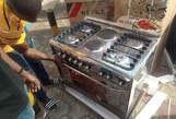 Uk used Nexus Gas Cooker - Nigeria