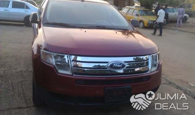 Clean Ford Edge Nigeria