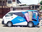Vehicle Branding  - Nigeria