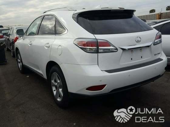 2012 Lexus Rx 350 xll   Lagos   Jumia Deals