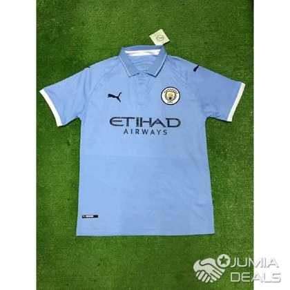 the best attitude 7d77b bbe46 Puma Manchester City Fc 19/20 Home Jersey