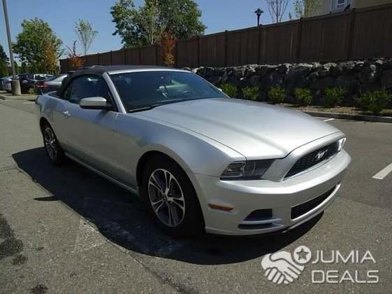 2014 ford mustang - v6 premium 2dr convertible | ilorin | jumia deals