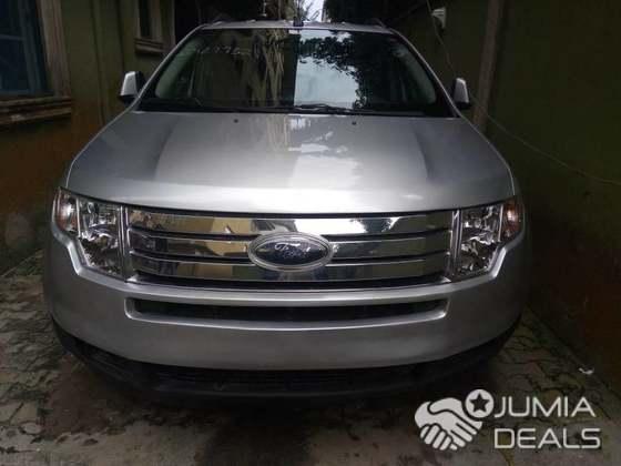 Ford Edge  Silver Nigeria