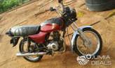 Bajaj motorcycle - Nigeria