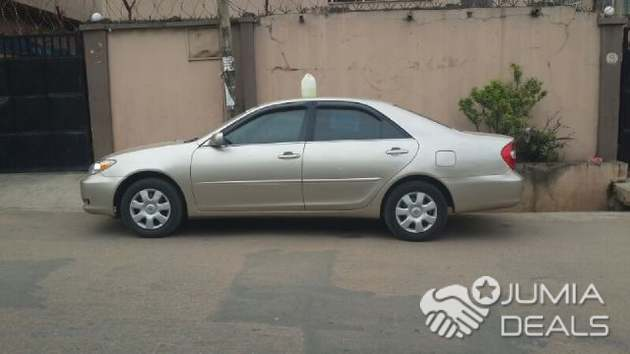 2004 Toyota Camry Xle Leather Interior Tokunbo For Sale   Nigeria