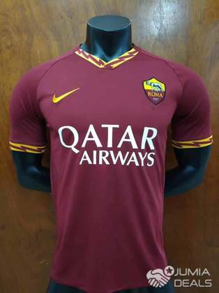 best authentic 7119a 82d74 Nike Roma 2019/20 Home Jersey