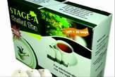 For urinary pains use Stage A herbal tea. - Nigeria