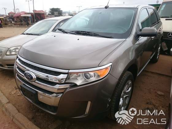 Sparkling Tokumbo Ford Edge For Sale Nigeria