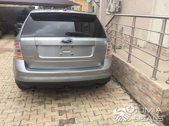 Ford Edge  Gray Nigeria