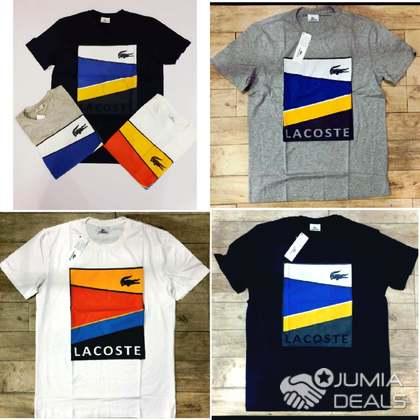 26211740e6 Lacoste Sport Color block Print Tennis T-shirt | Lagos | Jumia Deals