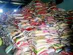 All kinds of bags of rice for sale - Nigeria