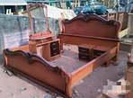 Complete Set Of Bed Frame - Nigeria
