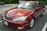 2005 TOYOTA CAMRY FOR SALE - Nigeria