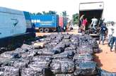 FIRST GRADE UK BALES OF CLOTHES, interested buyer should contact -UK Bales of - Nigeria