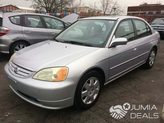 Honda civic 2002 katsina jumia deals for Honda civic specials