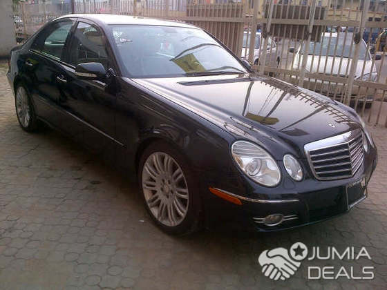 Mercedes e class 2005 abarura jumia deals for Mercedes benz e class deals