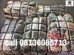 Uk first _grade bales of clothes & shoes - Nigeria