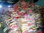 Bags of rice - Nigeria