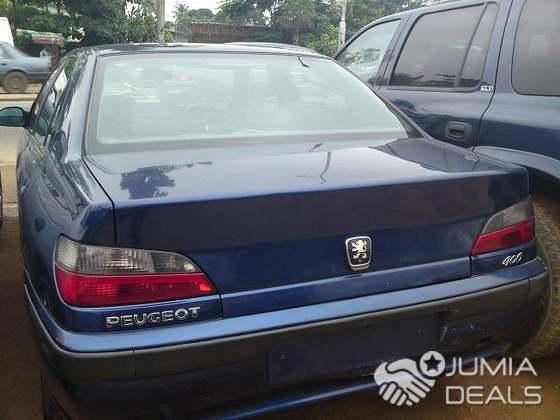 Clean Peugeot 406 for sale 2009 | Ee | Jumia Deals