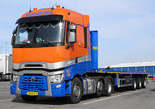 DAF TRUCK IN GOOD WORKING CONDITION BUY AND DRIVE NOTHING TO FIX ON IT. - Nigeria