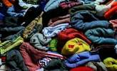 First  bales of mix clothes - Nigeria