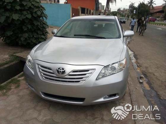 Toyota Camry 2007, V6 Engine, Double Silencer, Leather Interior For Sale