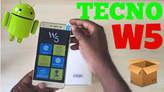 Tecno w5 phone clean o - Nigeria