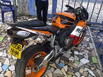 Honda... Repsol bike for sale - Nigeria