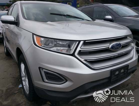 Extremely Neat  Ford Edge Brand New State Nigeria