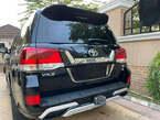 Toyota Landcruiser  - Nigeria