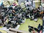 UK first grade bales on shoes - Nigeria