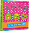 Art Factory - Number Puzzle & Book Kit - Nigeria