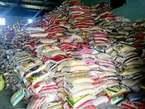 Full beg of rice - Nigeria
