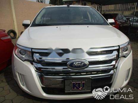 Almost Brand New Ford Edge Petrol  Nigeria