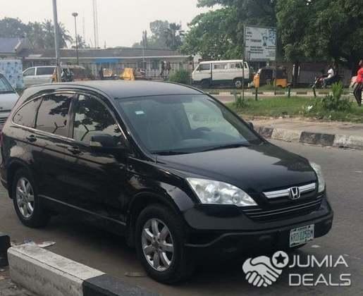 Clean Used Honda Crv 2010 Model For Sale Lagos Jumia Deals