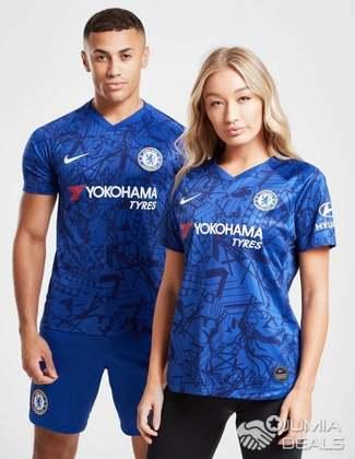 5bca0a6a2 Chelsea Home Stadium 19/2020 Jersey | Lagos | Jumia Deals