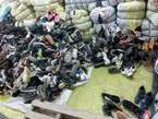 Bales of shoes for sale 50kg - Nigeria