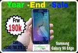 Samsung Galaxy S6 Edge - Rwanda